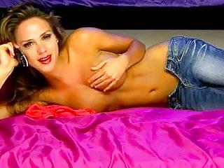 Bristol escort in massage ts tv uk - Topless beauty in jeans on erotic uk tv