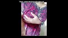 Desi bhabhi hottest milf big boobs pressed