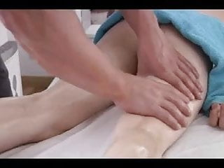 Erotic massage daytona - Young hot blond gets an erotic massage and gets fucked