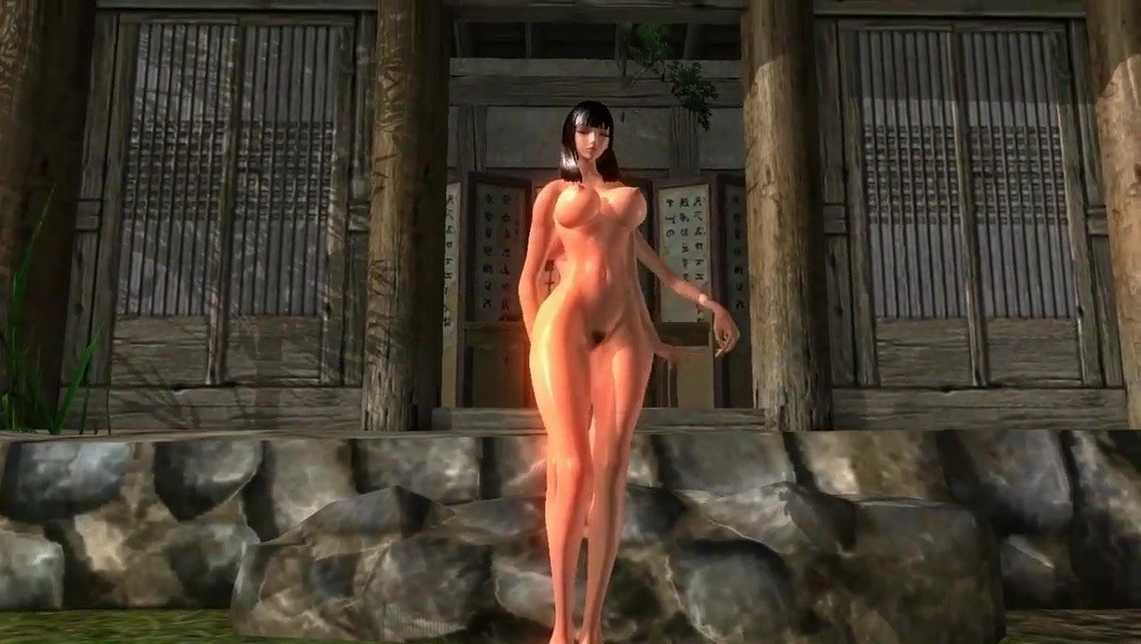 Penis and vagina nude twerk