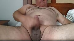 Nice thick cock jack off