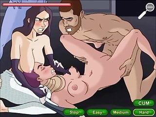 Ass Effect. New Miranda and Shepard sex adventures!