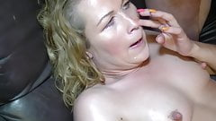 This girl loves a lot of cocks!