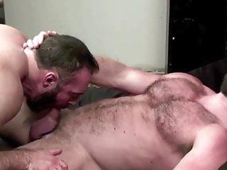 Big beefy bearded bears bareback