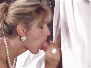 cheating blonde with big tits
