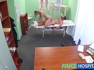 FakeHospital New doctor gets horny MILF naked and wet