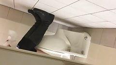 Hospital toilet 2 (understall)