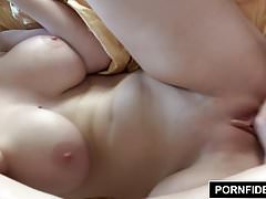 PORNFIDELITY Stella Cox Gets Her Ass Plowed