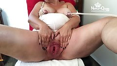 HUGE PREGNANT MILF PUSSY