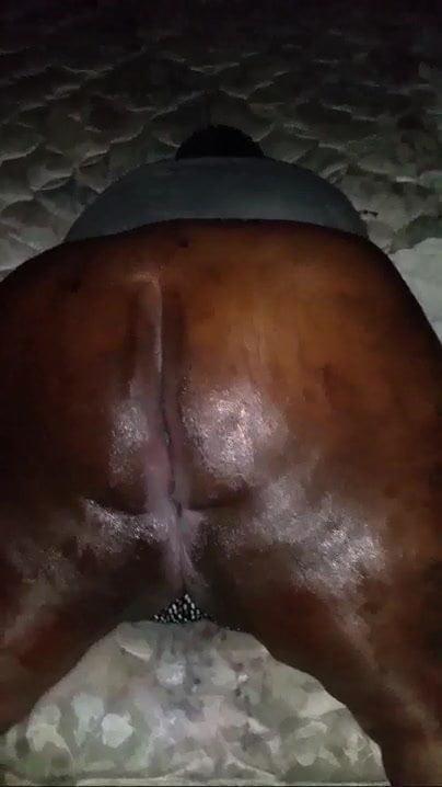 big booty black granny