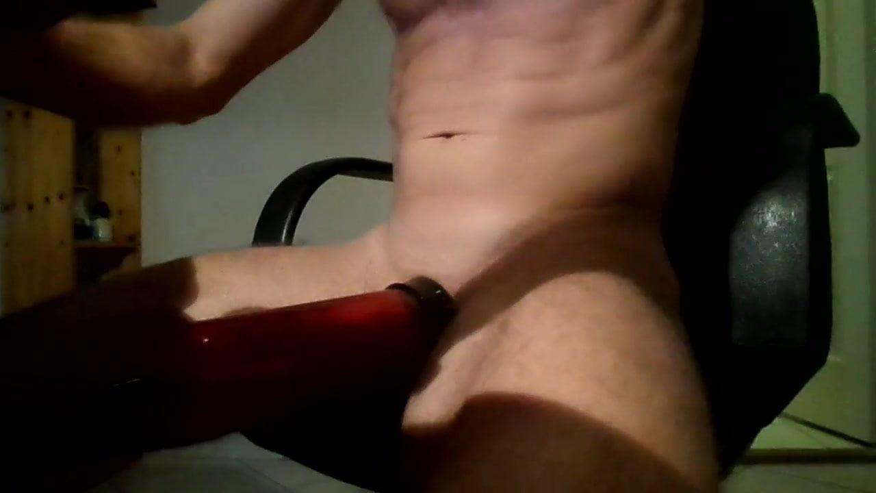 prostate pumping