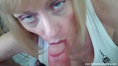 Mom Desires A Special Creampie