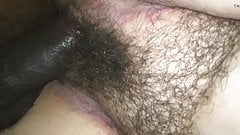 I love fucking Carrie hairy pussy