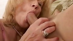 Granny is in need of cock