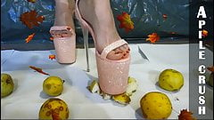 Lady L pink high heels.