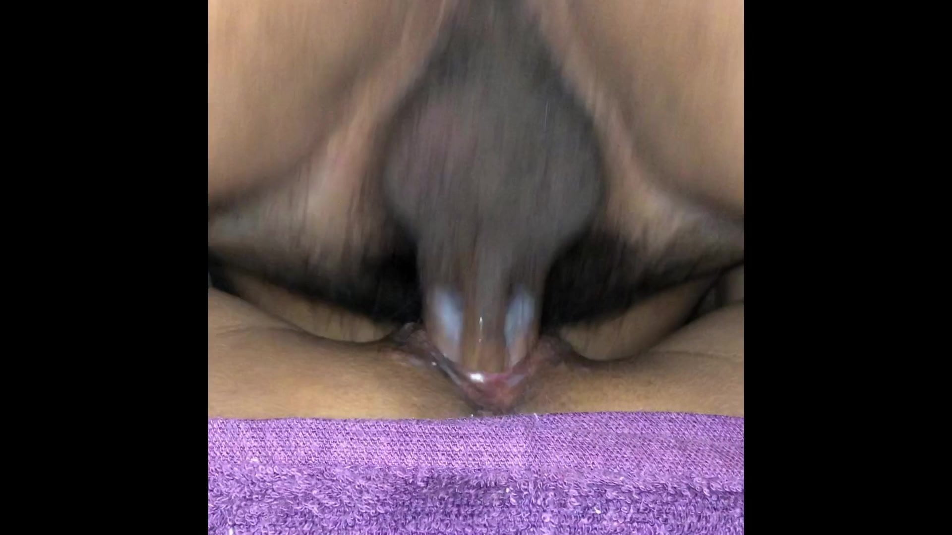 Extremely Tight Asian Pussy Getting Filled