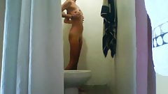 Casa de Sarita House of Pleasure Shower Masturbation!'s Thumb