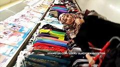 Mature & Granny Muslim Upskirts