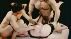 Retro Gay BDSM And Fisting
