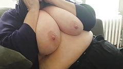 TITS AND NIPPLES!