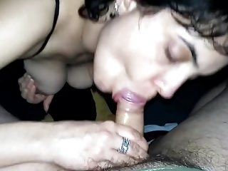 She needs her dose of cum this stupid female
