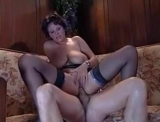 busty french milf with big boobs fuck anally