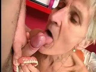 Hot russian milf with boy