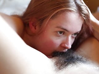 Laney and Lucinda Pussy Licking and Sex Toy Fucking