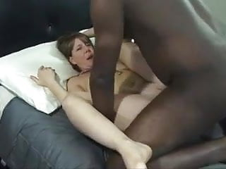 Mature milf wife interracial creampie (Camaster)