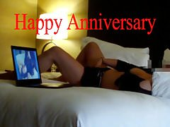 Anniversary Hotwife Surprise BBC Wedding Ring Cuck