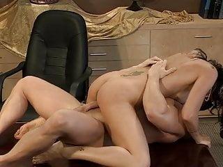 Hot Cougar Zoe Holloway Banging On Desk