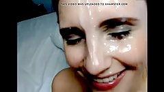 Massive Facial Cumshot 13