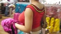 candid ebony big boobs