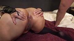 Unbelievable anal creampie's Thumb