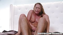 Brazzers - Homeless girl Carter Cruise cleans up nice