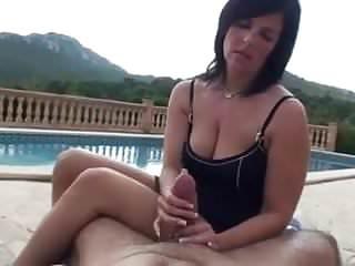 Envie de lecher la bite pour elle