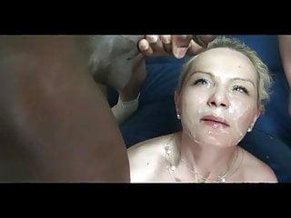 Bukkake For Mature Alicia