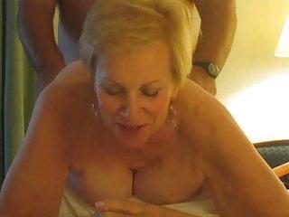 Aunt Sue nice orgasm