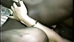 White MILF gets double-teamed by black bulls thumb