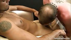 Robby Rodriguez and Erik West Sucking Feet And Toes
