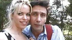 Steve Holmes and Mika Shirley