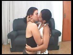 Brazilian Lesbians IV