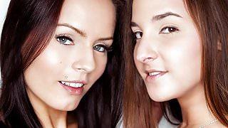 Hot lesbian intercourse - Amirah Adara, Kari A