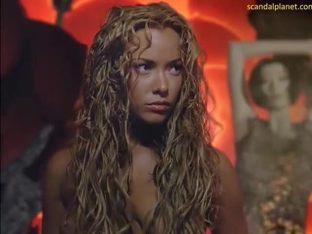 Simply matchless kristanna loken boobs very