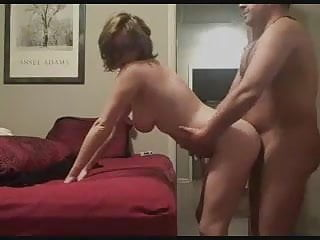 Nice fuck by ex GF and new guy.
