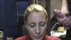 hard facial for submissive wife - sadistic husband's Thumb