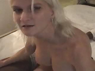 TinySexMachine - BBC BF Loves My New Fake Tits Hubby