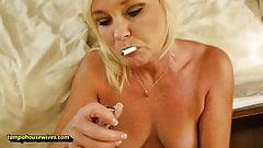 Smoking, Sucking and Fucking to Get Cum on My Face