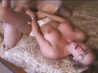 homemade dirty talking cuckold milf big cock tits cumshot