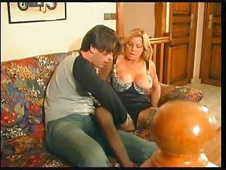 Midget tupperware - French mature 2 mom likes young guy